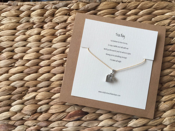 TEABAG - a unique and fun friendship gift