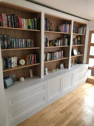 Besppke_bookcase_Newcastle