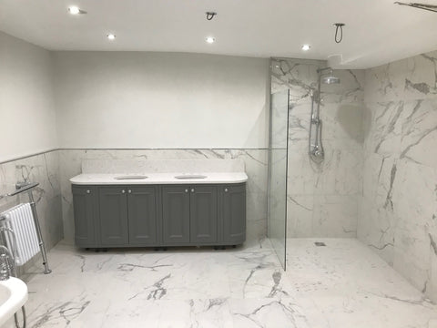 Bathroom and Bedroom Showroom Update