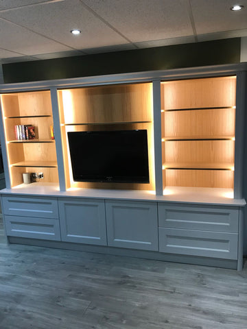 TV Display Furniture Newcastle