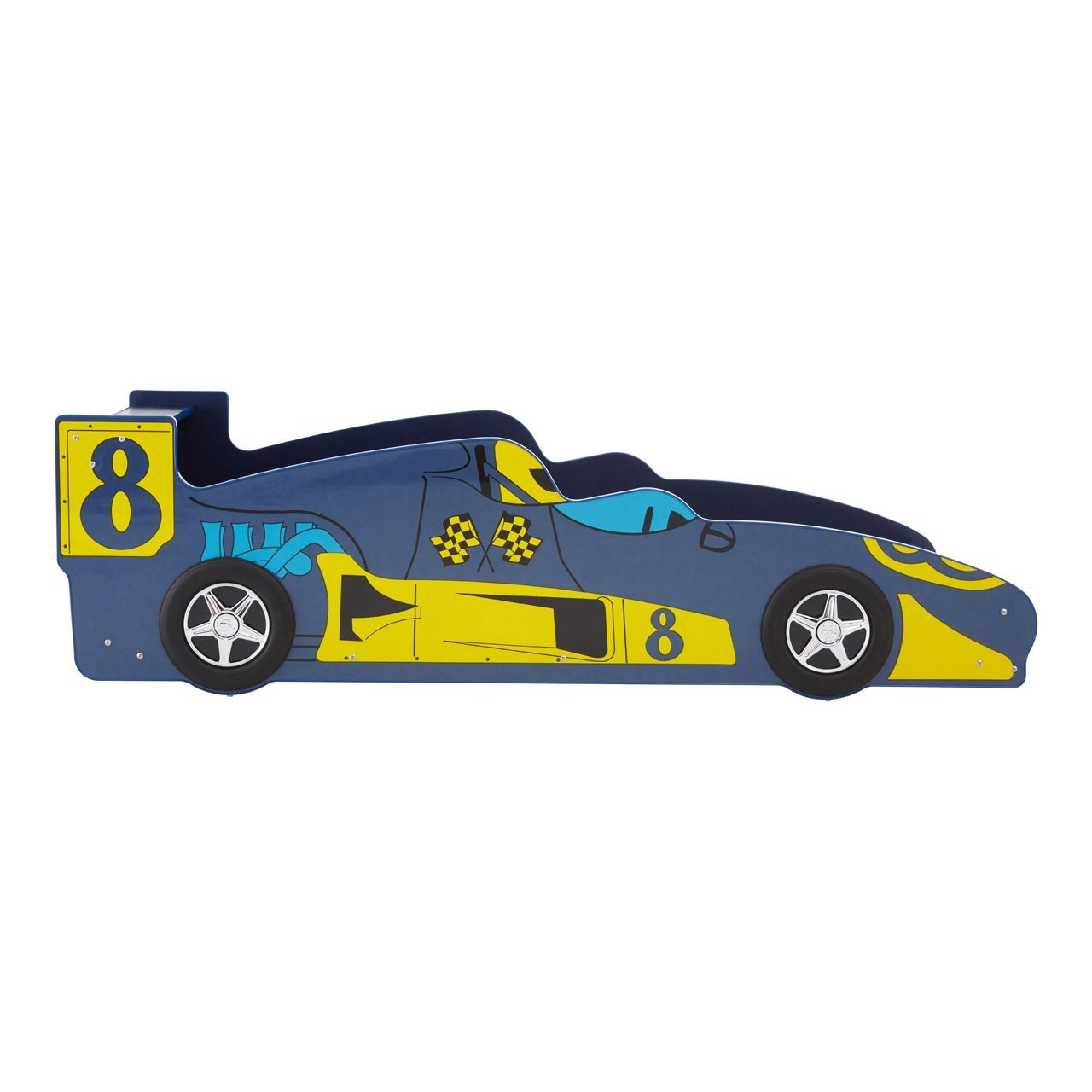 Kids Racing Car Bed