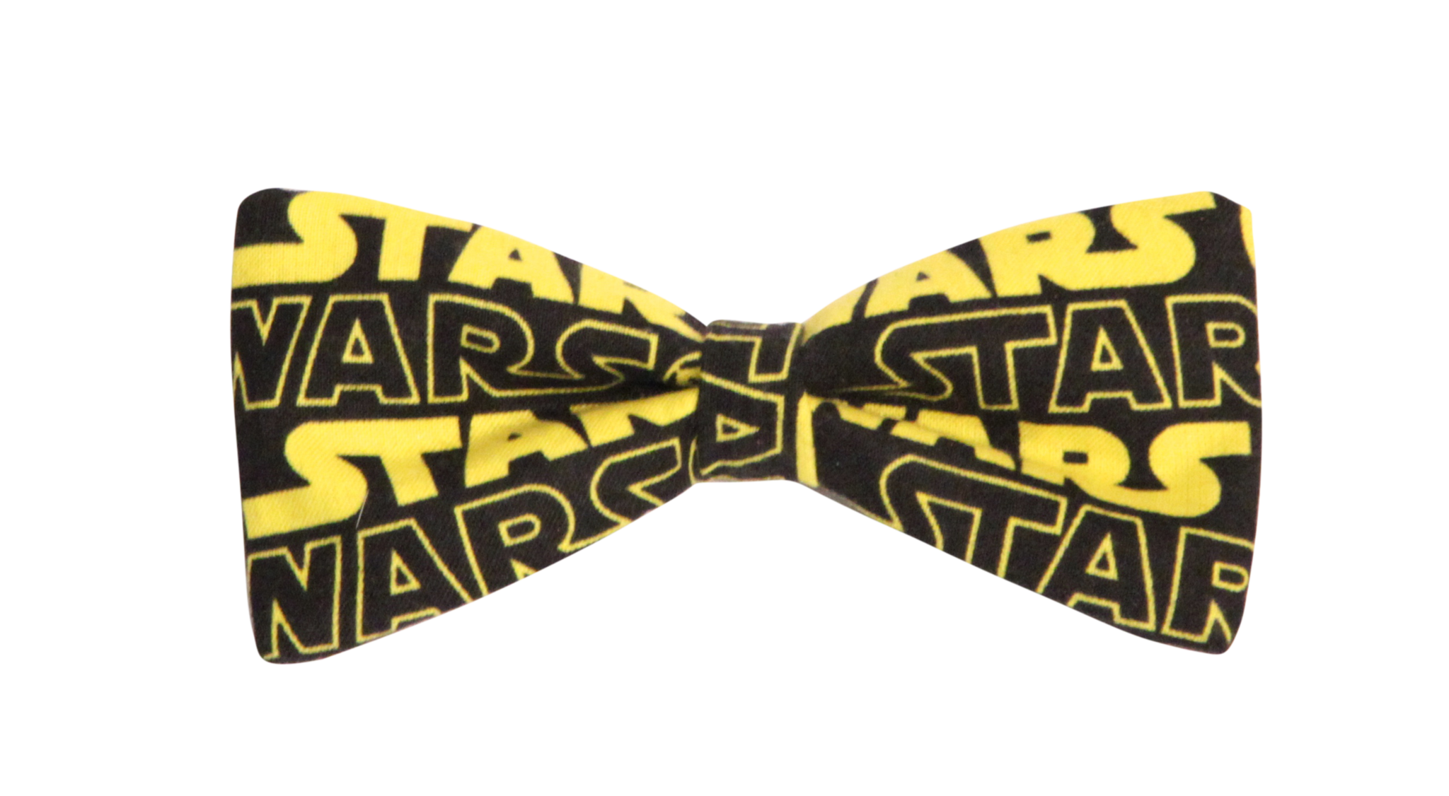 Star wars logo bow tie