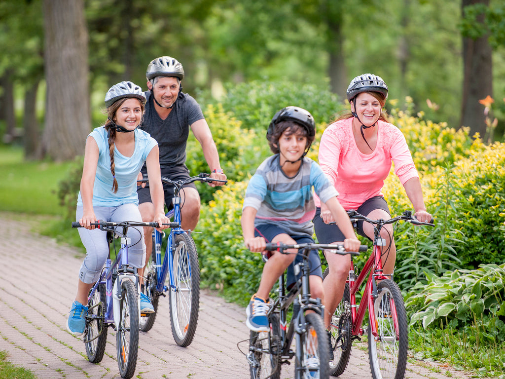 Biking in Cleveland Tennessee | Jones Properties