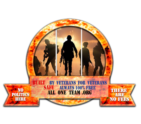 Military Veteran Support Group - All One Team