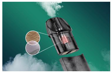 Vaporesso Coil designed with Flax Cotton and Non-woven Fabrics