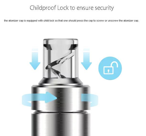 EGO AIO Child Proofing Assist Feature