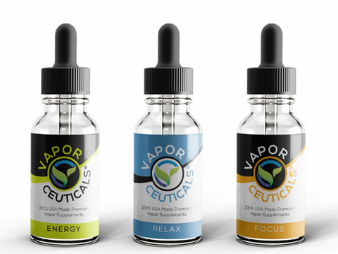 vaporceuticals vapor supplements