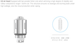 Authentic Eleaf GS Air Atomizer Head - wfvapors - 2