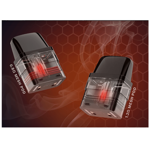 vaporesso xros replacement pod cartridge with coil