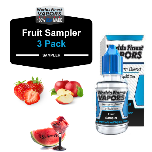 Fruit Sampler Pack - wfvapors - 1