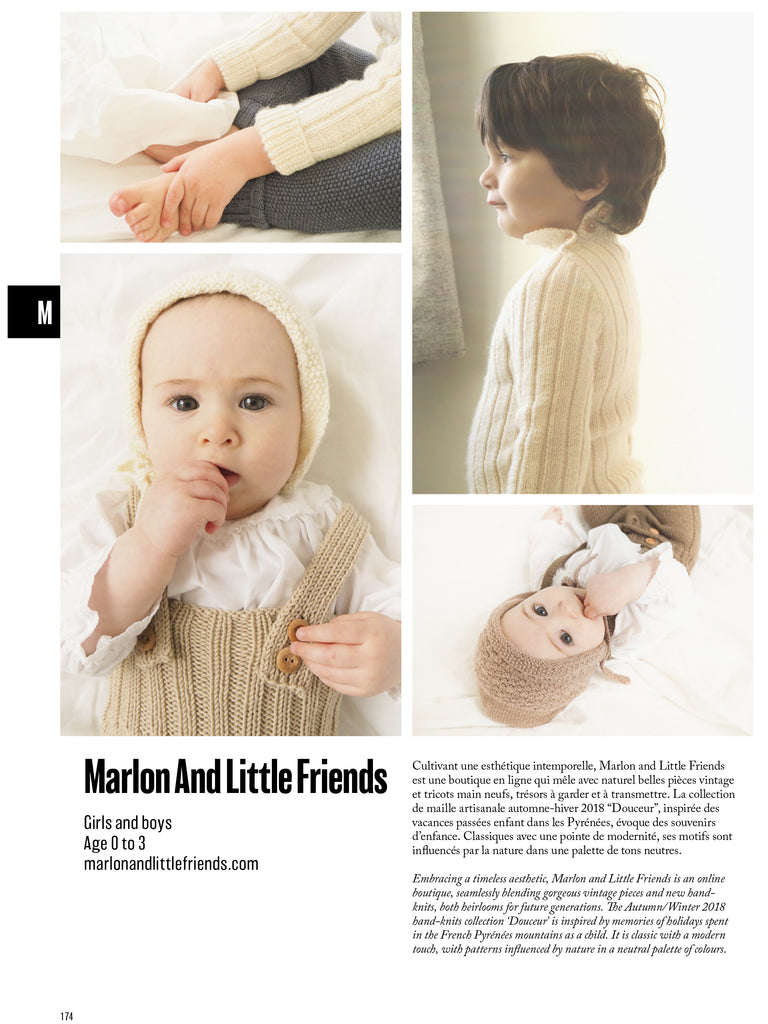 marlon and little friends press