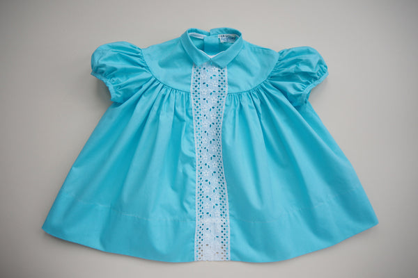Blue Victorine dress - 6m