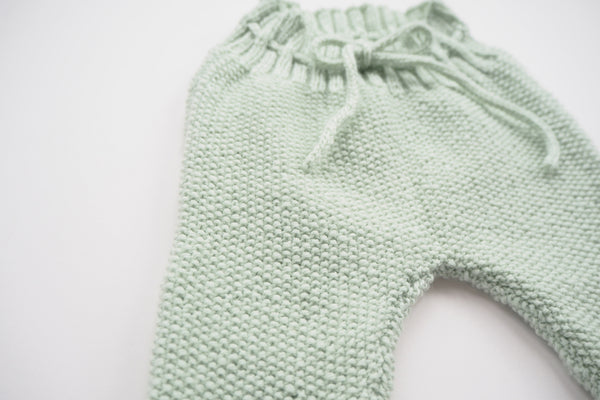'Auguste' Leggings - Mint - 3m to 12m - 30% off