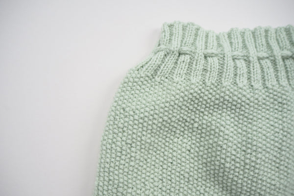 'Auguste' Leggings - Mint - 3m to 12m