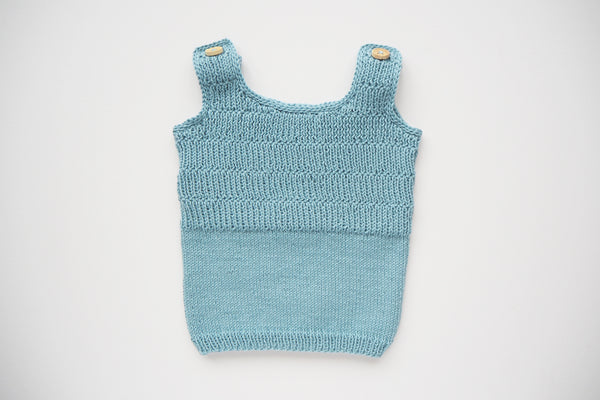 'Marcel' Top - Grand Bleu - 40% off