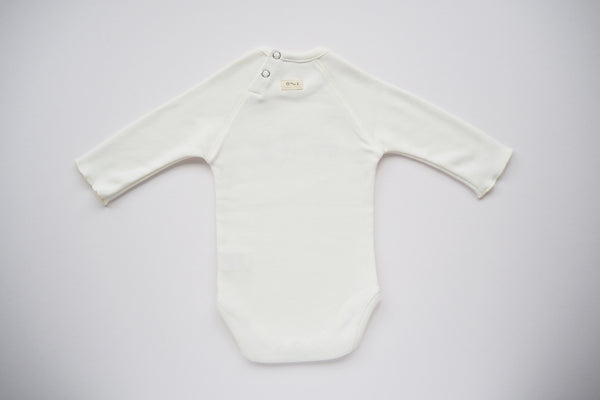 Natural Milk Body - ORGANIC ZOO - Only 1 left! Size 6m -20% off