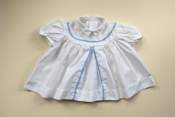 Blue and white set - 12m