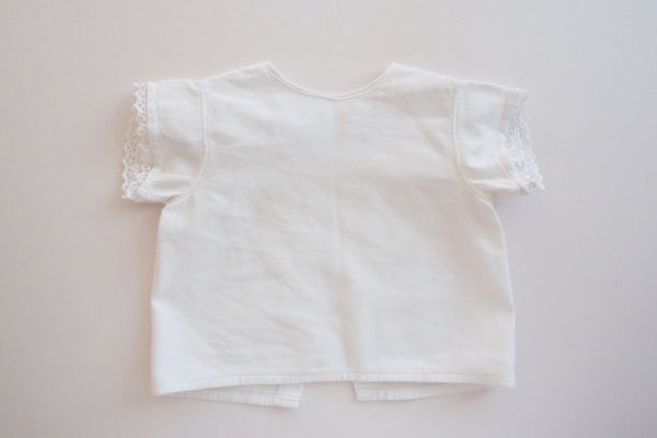 Short sleeves blouse - 18m/2y