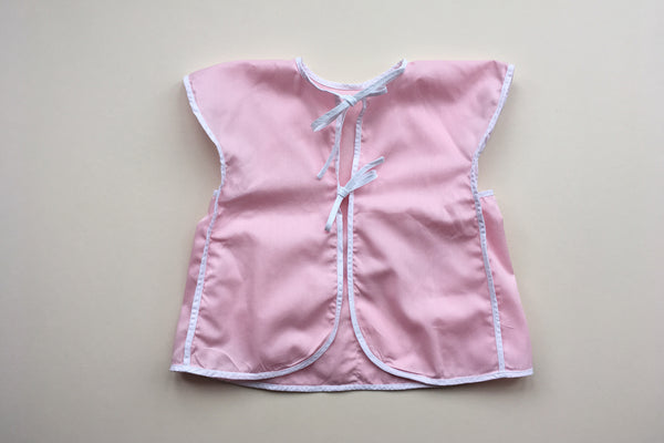 Pink pinafore - up to 2y