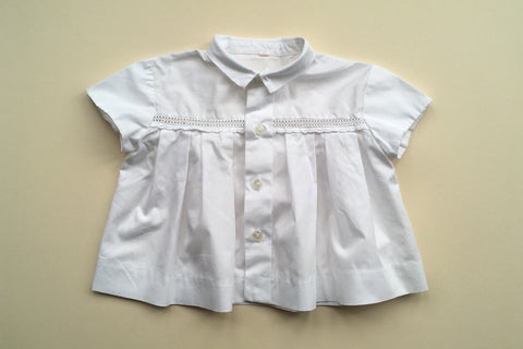 White blouse - 12/18m