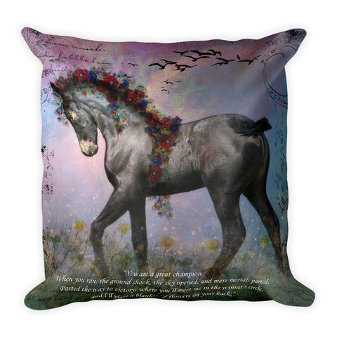 Victoire Square Pillow