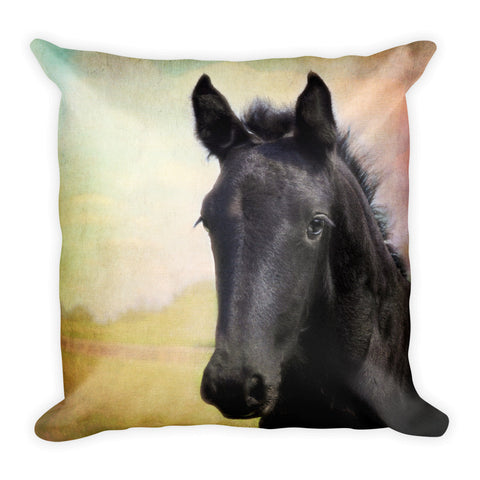 Twilight Star Square Pillow