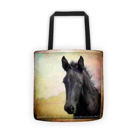 Twighlight Star Tote Bag