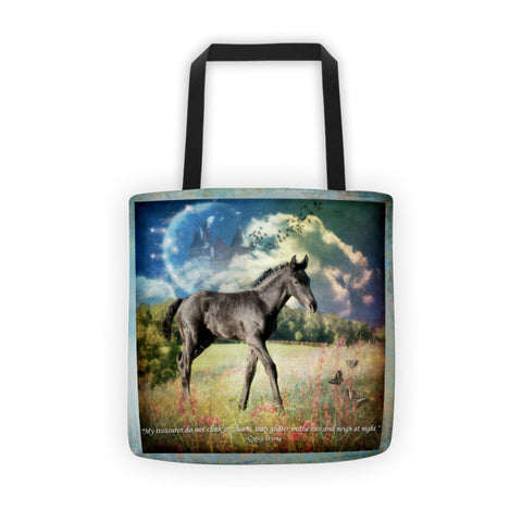 Moon Dancer 1 Tote Bag