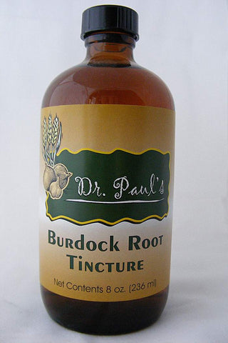 Dr. Paul's Lab - Burdock Root Tincture - 8oz