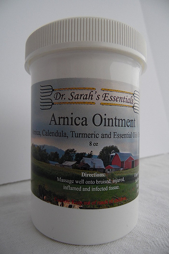 Dr. Sarah's Essentials - Arnica Ointment