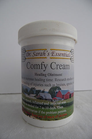 Dr. Sarah's Essentials - Comfy Cream Healing Ointment - 8oz