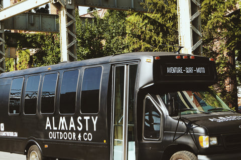 Almasty Outdoor Truck Boutique on Wheels