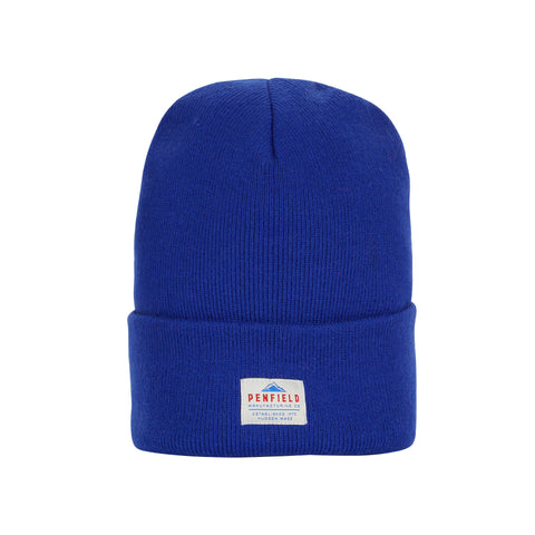 Classic Beanie - Blue | Tuque classique - Bleu - Almasty Outdoor Co.