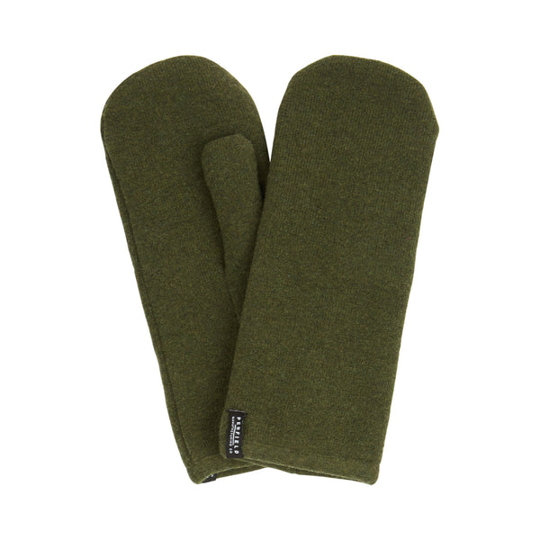 Penfield Classic Mittens - Olive | Amasty Outdoor Co.