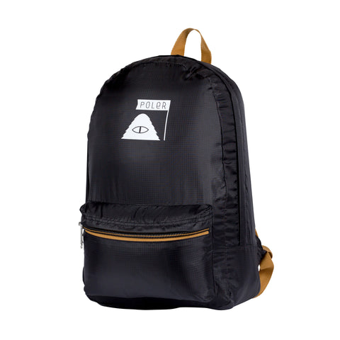 Stuffable Pack Bag - Black | Sac Stuffable Pack - Noir - Almasty Outdoor Co.