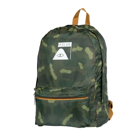 Poler Stuff Stuffable Pack Bag - Camo | Almasty Outdoor Co.