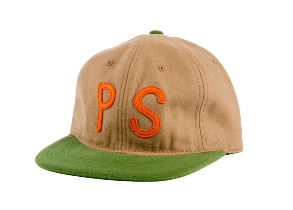PS Wool Hat - Brown  | Casquette PS Wool - Brun - Almasty Outdoor Co.