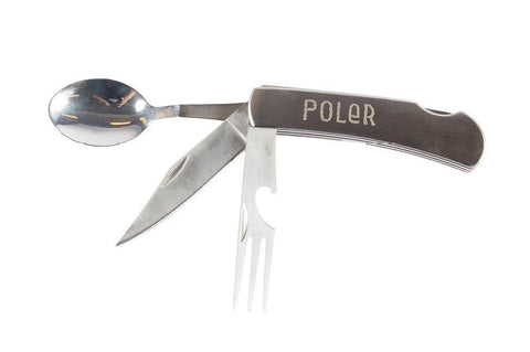 Poler Stuff - Furry Font Hobo Knife | Almasty Outdoor Co.