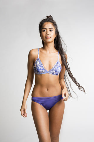 June Swimwear - Fred Top - Bamboo | Almasty Outdoor Co.
