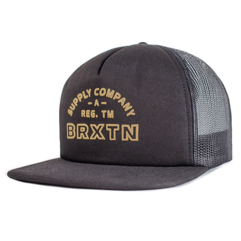 Brixton - Knoxxville Mesh Cap - Black | Almasty Outdoor Co.