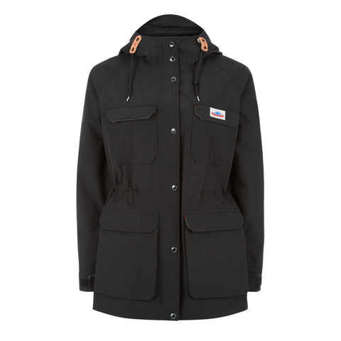 "Women's Kasson Jacket - Black | Manteau ""Kasson"" pour femmes - Noir - Almasty Outdoor Co."