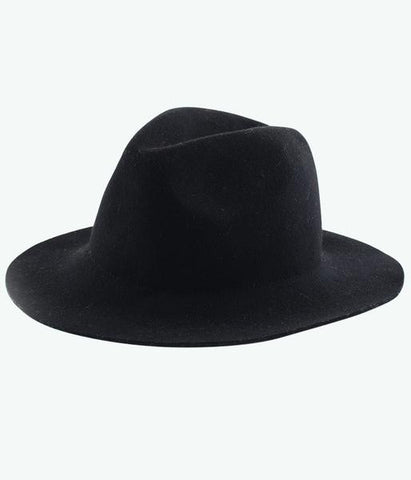 "Pocket Hat - Black | Chapeau ""Pocket"" - Noir - Almasty Outdoor Co."