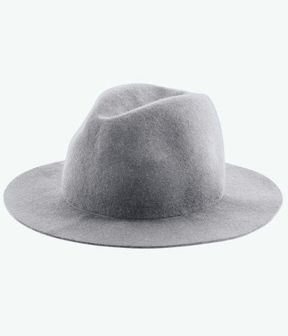 "Pocket Hat - Grey Marle | Chapeau ""Pocket"" - Gris - Almasty Outdoor Co."