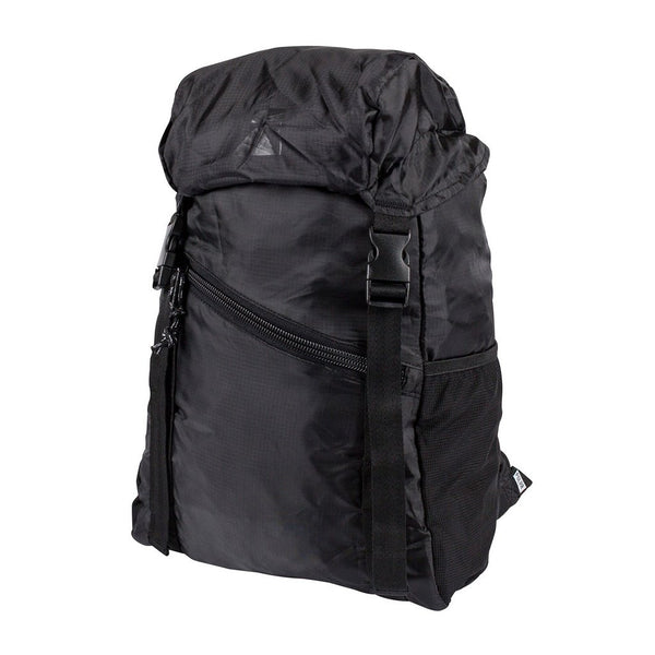 Poler Stuff - Stuffable Rucksack Bag - Black | Almasty Outdoor Co.