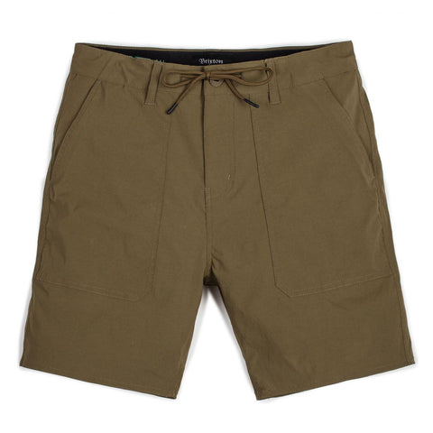 Brixton - Prospect Service Short - Olive | Almasty Outdoor Co.