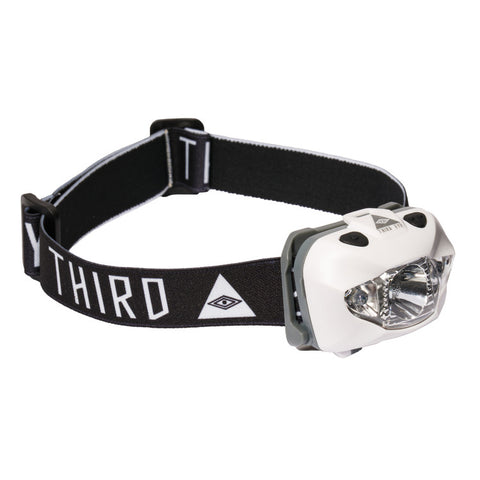 Third Eye Headlamps™ TE14 Headlamp -TE Logo | Lampe frontale Third Eye Headlamps™ TE14 - Logo TE - Almasty Outdoor Co.