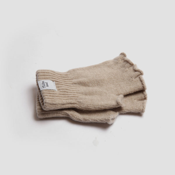Muttonhead Fingerless Gloves - Fawn |  Almasty Outdoor Co.
