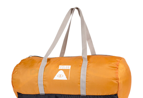 Poler Stuff Stuffable Duffel Bag - Mustard | Almasty Outdoor Co.