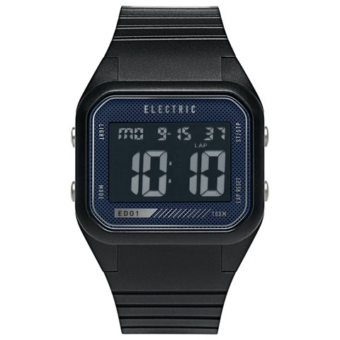 "ED01 Watch - TPU Black| Montre ""ED01"" - Noir TPU - Almasty Outdoor Co."
