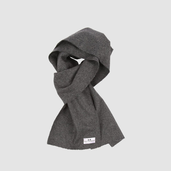 Muttonhead Melton Scarf - Grey |  Almasty Outdoor Co.